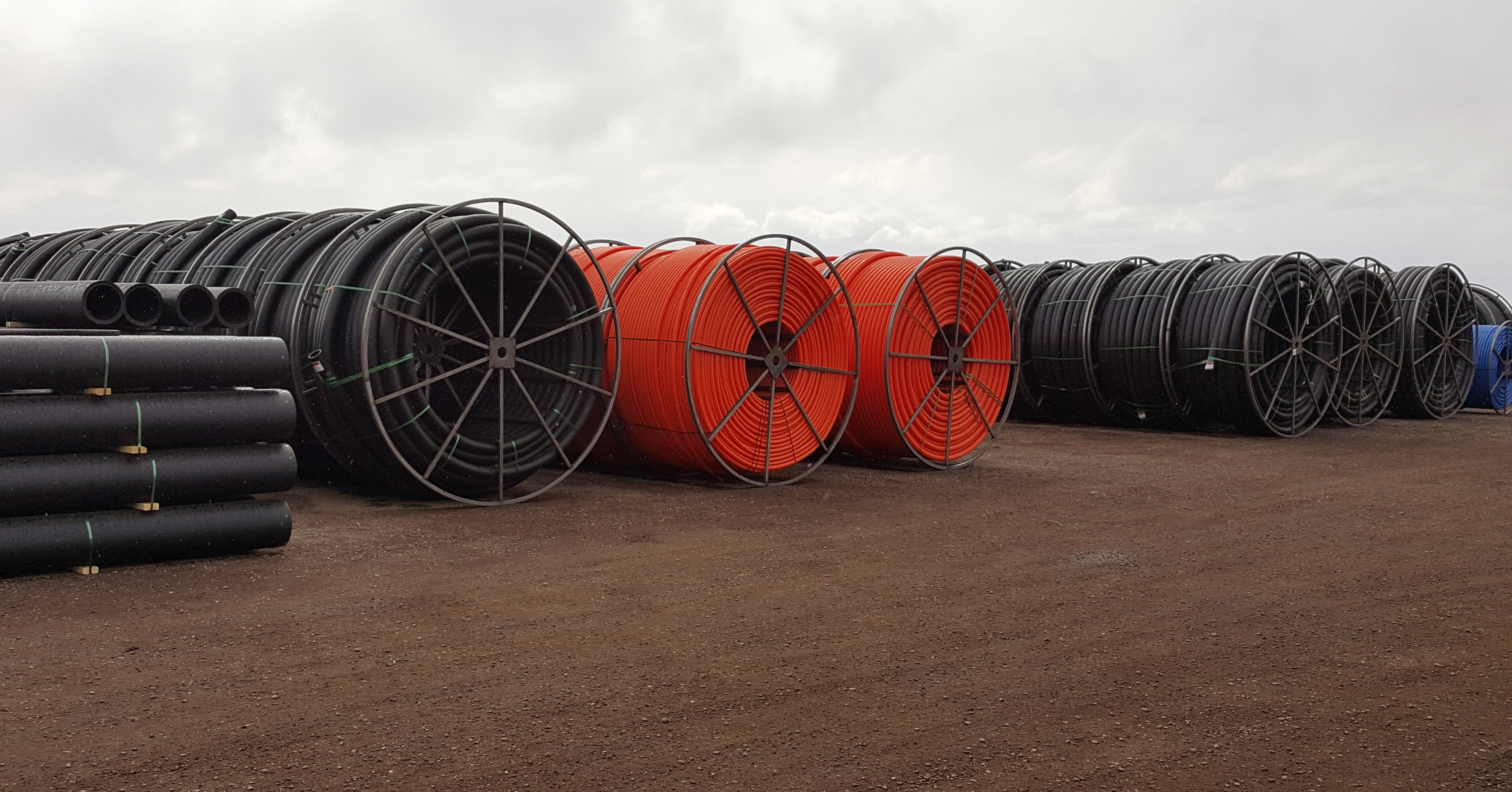 Industry certifications allow HDPE pipe manufacturers to compete in new markets